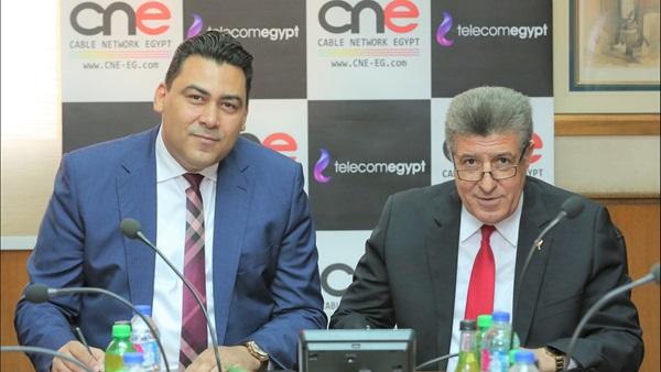 : المصرية للاتصالات تطلق خدمات التليفزيون عبر الإنترنت