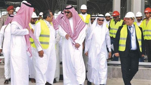 : أمير المدينة المنورة يستقبل رؤساء بعثات الحج من الدول العربية والإسلامية