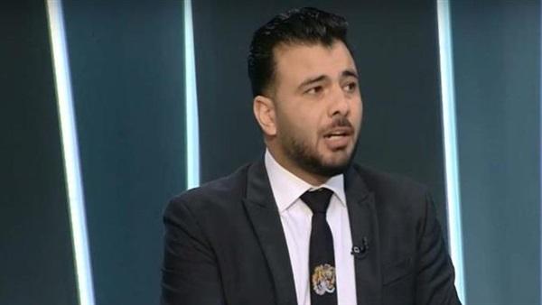 البوابة نيوز: عماد متعب ينعى ضحايا معهد الأورام