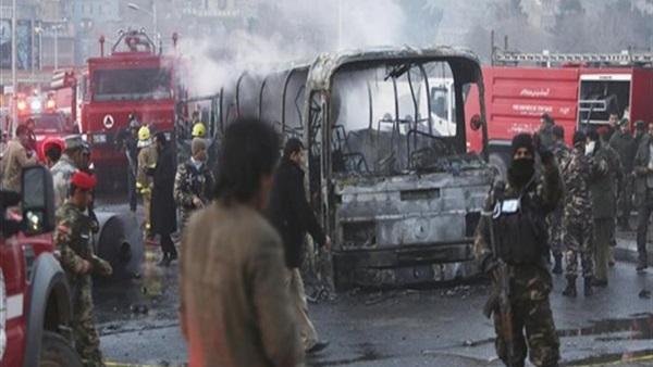 : ارتفاع حصيلة تفجير كابول إلى 159 قتيلا ومصابا