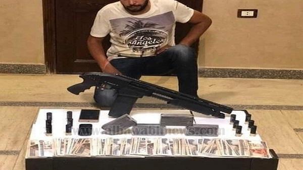: بعد 4 ساعات مطاردة.. القبض على الدكش  أخطر تاجر مخدرات بطنطا