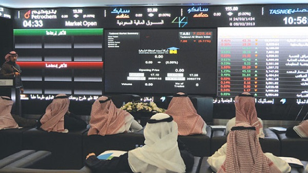 : مؤشر سوق الأسهم السعودية يغلق مرتفعًا عند مستوى 8589.75 نقطة