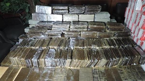 : ضبط 15 قضية مخدرات بالمنيا