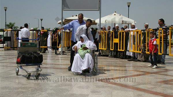 : اليوم.. عودة ٥٧٣ من حجاج الجمعيات من مطار المدينة المنورة