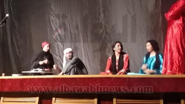 : نجاح  قبل الأوان  على مسرح نقابة الصحفيين
