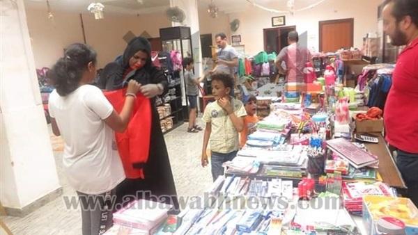 : الداخلية تواصل بيع مستلزمات المدارس بأسعار مخفضة