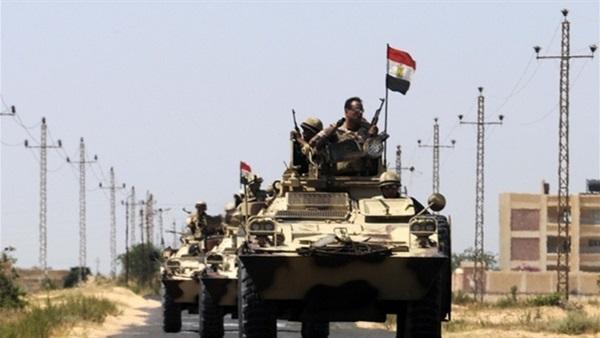 :  القوات المسلحة  يتصدر تويتر لدعم الجيش المصري في حربه على الإرهاب