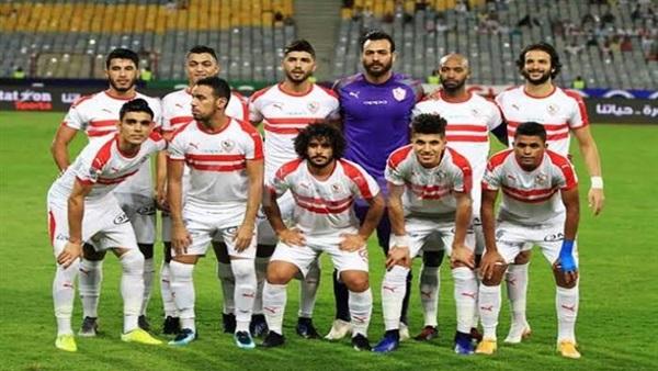 البوابة نيوز بث مباشر مباراة الزمالك ومصر المقاصة في