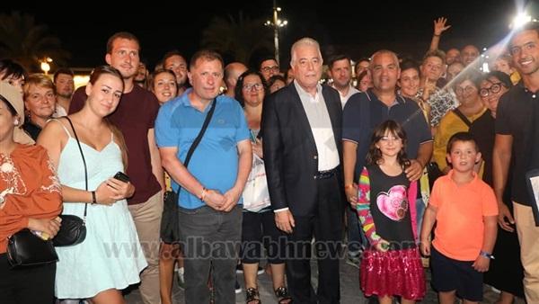 : وفود إيطالية تشيد بالأمن والأمان في شرم الشيخ