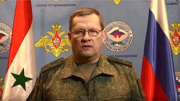 : المصالحة الروسي: تفجير يستهدف دورية للشرطة العسكرية جنوب سوريا