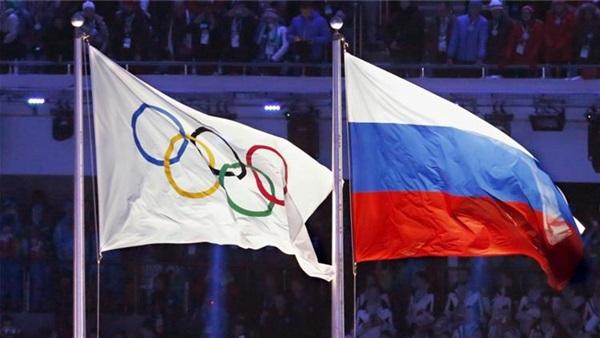 روسيا وأوليمبياد