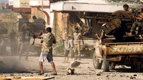 : اشتباكات عنيفة شرق طرابلس وسط تقدم لافت للجيش الليبي