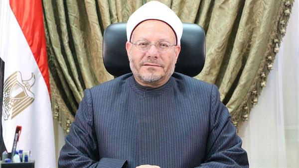 البوابة نيوز: المفتي يدين تفجير مسجد باكستان: دليل على تعطش الإرهاب للدماء