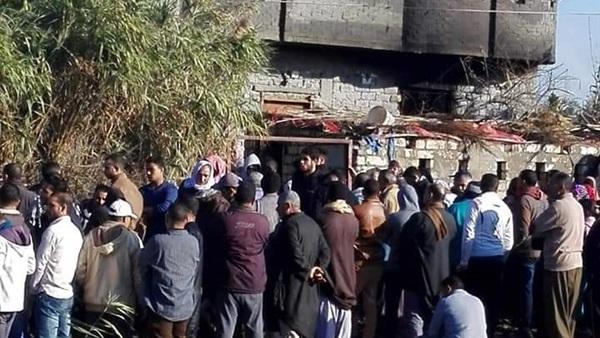 : تقرير الطب الشرعي لمذبحة كفر الدوار يؤكد إصابات طعنية وقطعية للمتوفين