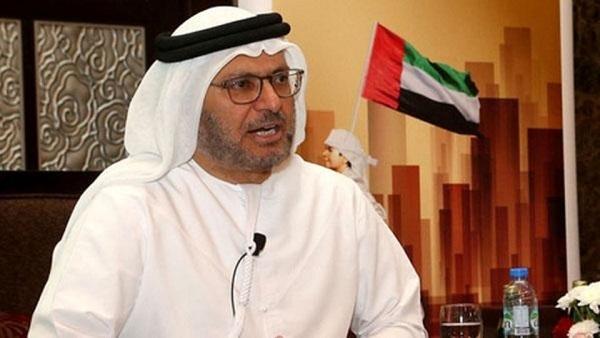 البوابة نيوز:  قرقاش : الإمارات تدعم بلا تحفظ جهود ألمانيا لعقد مؤتمر ليبيا