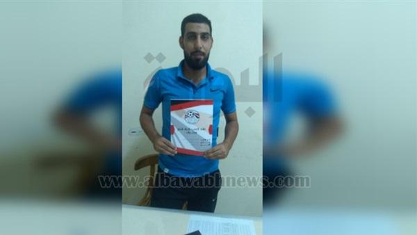 : أبوكبير يضم محمد عبدالناصر صانع ألعاب المدينة المنورة 6 شهور