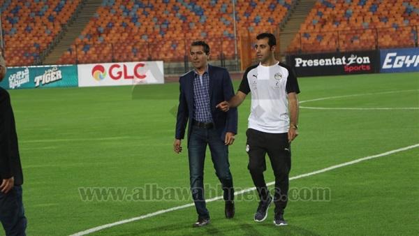 : الثلاثاء.. محمد بركات يحضر قرعة مونديال 2022