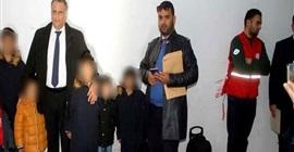 ليبيا تسلم تونس 6 أطفال من أبناء مقاتلي داعش