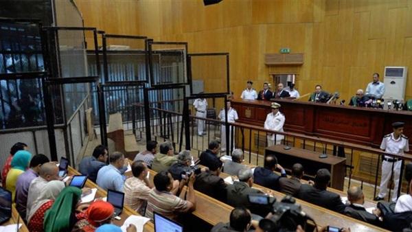 : اليوم..  الجنايات  تنطر محاكمة المتهمين بـ أنصار بيت المقدس