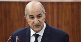 الرئيس الجزائري يعزي عائلتي الطيارين ضحية حادث سقوط مقاتلة عسكرية