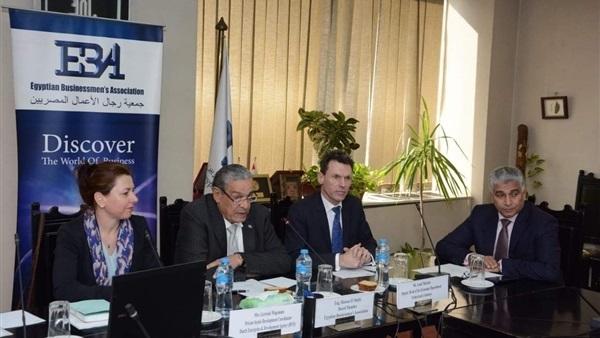: اليوم..  رجال الأعمال  تعقد اجتماعًا عن تكنولوجيا المعلومات والبحث العلمي في أوكرانيا