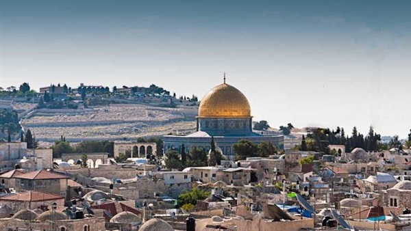 : هاشتاج  القدس عاصمة فلسطين  يتصدر تويتر عقب إعلان ترامب لـ خطة السلام