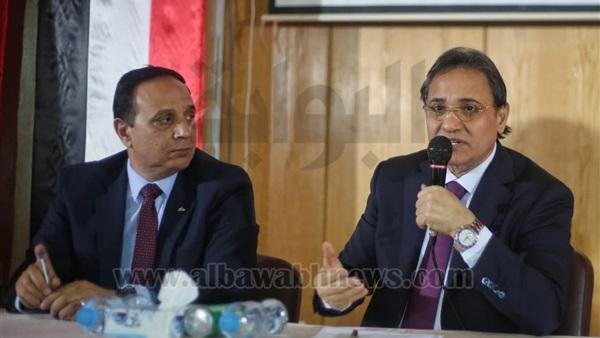 البوابة نيوز: شاهد.. عبدالرحيم علي: الدولة تدخلت لإنقاذ الإعلام من بث الأكاذيب الشائعات