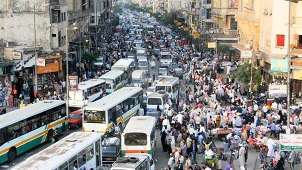 : غدا.. مؤتمر للإعلان عن وصول سكان مصر لـ100 مليون نسمة