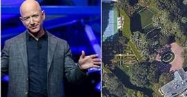 """مؤسس """"أمازون"""" يشتري أغلى منزل في تاريخ لوس أنجلوس"""
