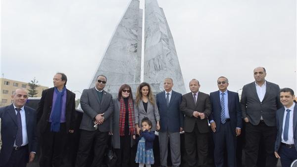 : الإعلامية نهال كمال تثمن جهود هيئة قناة السويس في تخليد اسم الخال