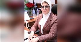 """ضمن مبادرة الرئيس """"حياة كريمة"""".. وزيرة الصحة: إطلاق 59 قافلة طبية مجانية بـ 25 محافظة"""