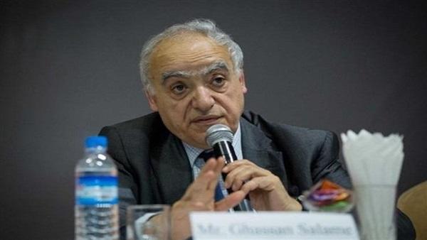 : بث مباشر.. مؤتمر صحفي للمبعوث الدولي إلى ليبيا غسان سلامة