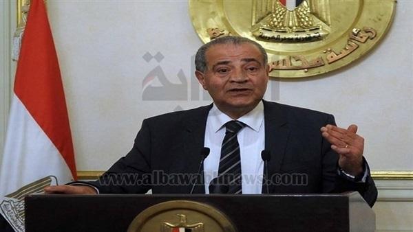 : وزير التموين: لا يمكن العودة إلى نظم  التسعيرة الجبرية