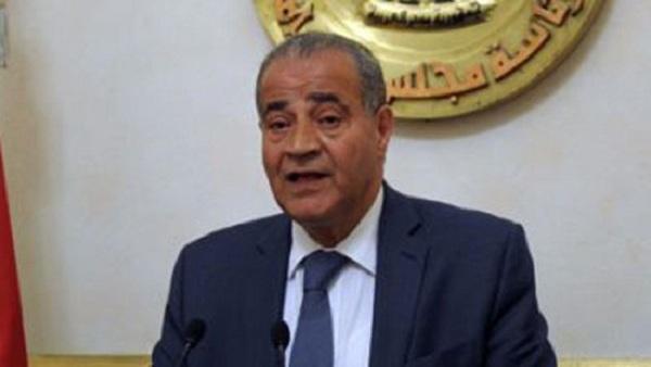 البوابة نيوز: وزير التموين: الوزارة تستهدف توريد 4 ملايين طن قمح محلي
