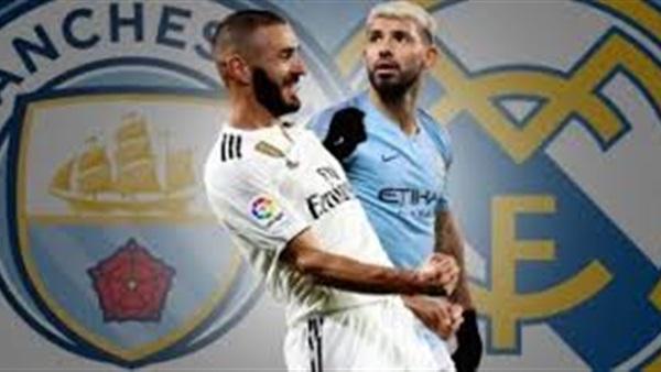 البوابة نيوز بث مباشر لمباراة ريال مدريد ومانشستر سيتي دوري