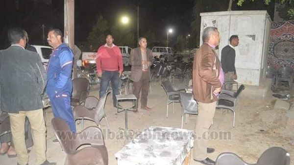 : بالصور.. إغلاق 100 مقهى لمواجهة فيروس كورونا في الوادي الجديد
