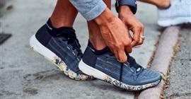 تعرفي على حيل للتخلص من تجاعيد الأحذية الرياضية