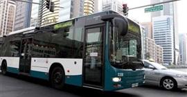 إتاحة حافلات النقل العام مجانا بالإمارات خلال فترة التعقيم وخصم 50% بالتاكسي