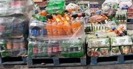 مصادرة مشروبات فاسدة بمحل عطارة في المنيا