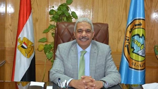 : محمود صديق نائبا لرئيس جامعة الأزهر فرع الوجه القبلي