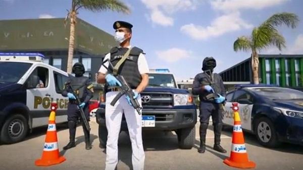 : فيديو.. جهود أجهزة وزارة الداخلية على مستوى الجمهورية خلال أسبوع