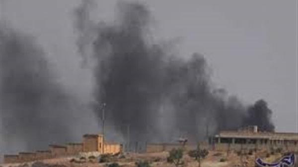 : مقتل امرأة يمنية في قصف حوثي على تجمعات للمدنيين بالبيضاء