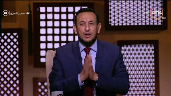 : رمضان عبدالمعز: المؤمن الحق لا يروج الشائعات