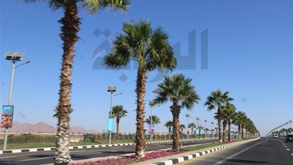 : استمرار ارتفاع درجات الحرارة بجنوب سيناء.. والعظمى في شرم الشيخ 39
