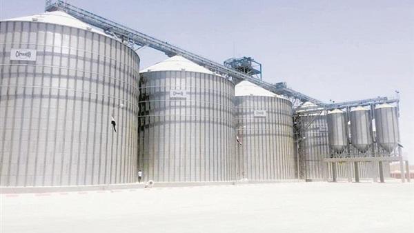 : صوامع الوادى الجديد مستمره في استلام القمح من الموردين