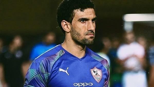 : الزمالك يحذر محمد عواد بسبب  خماسية  حماقي