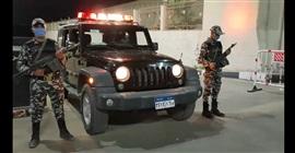 ضبط 300 شخص كسروا حظر التجوال في أخميم