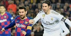 تعرف على موعد المباريات المتبقية لفريقي ريـال مدريد وبرشلونة في الدوري الإسباني