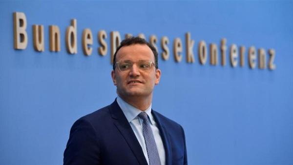وزير الصحة الألماني
