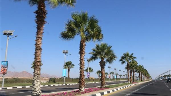 : طقس حار بجنوب سيناء.. والعظمى في شرم الشيخ 38